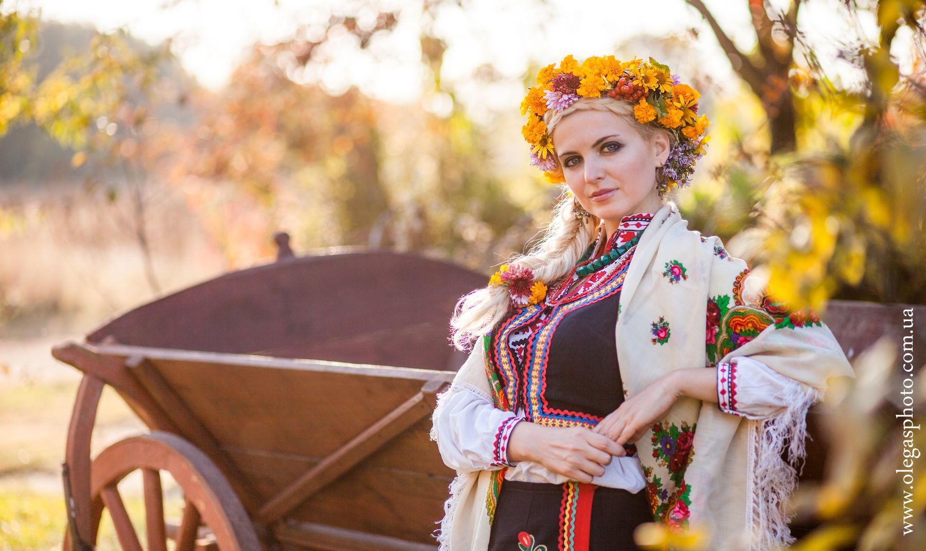 Ukrainian style wedding