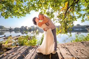 шикарная свадебная фотография