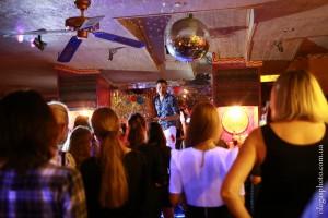 вечеринка в ночном клубе фиеста