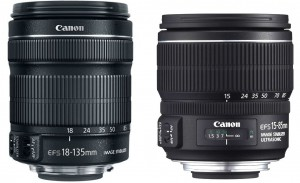 canon 18-135 stm is vs 15-85