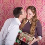 love story photo session in studio