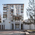 Dnipro registry office photo of the building