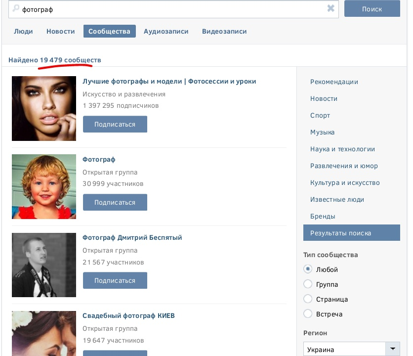 количество фотографов в украине