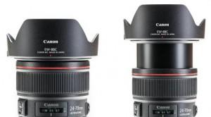canon 24-70 2.8 II бленда