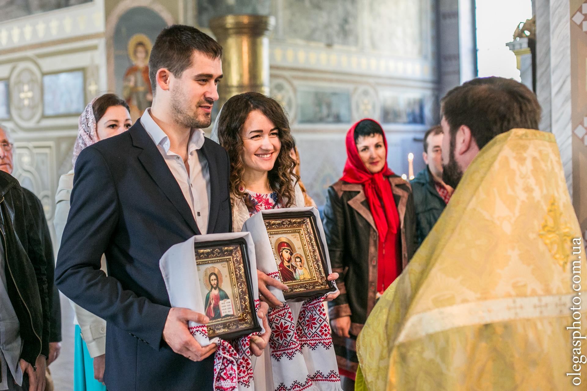Фото венчания