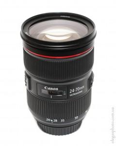 Canon EF 24-70mm f/2.8L II USM фото