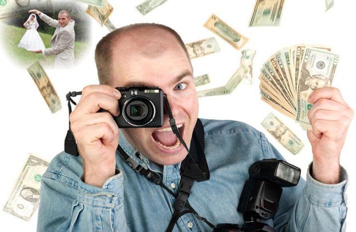 человек, который смог. он это сделал. стал фотографом.