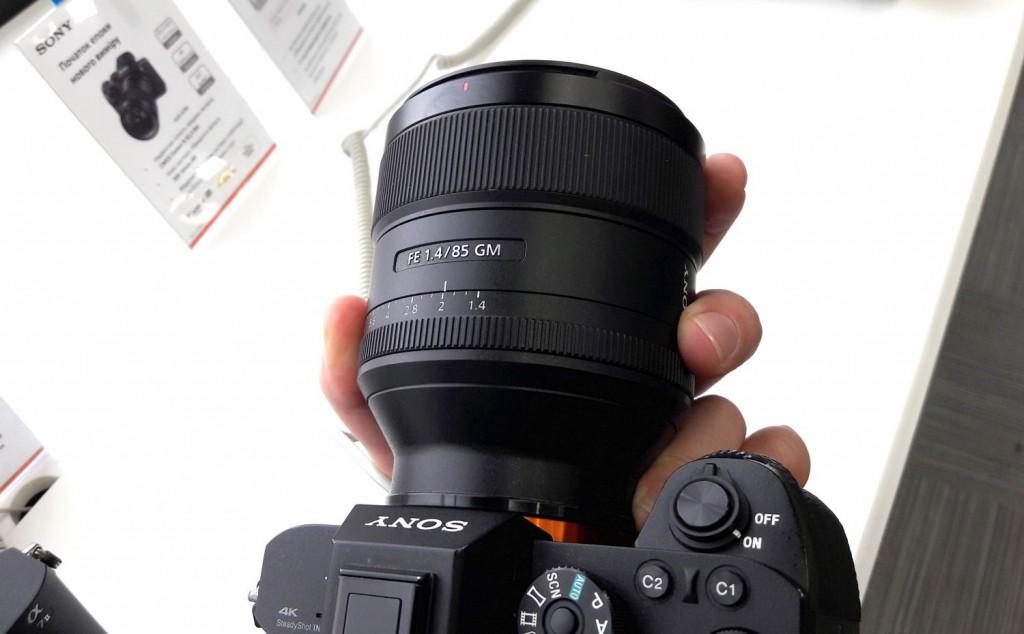 фотоаппарат sony a7 s r ii