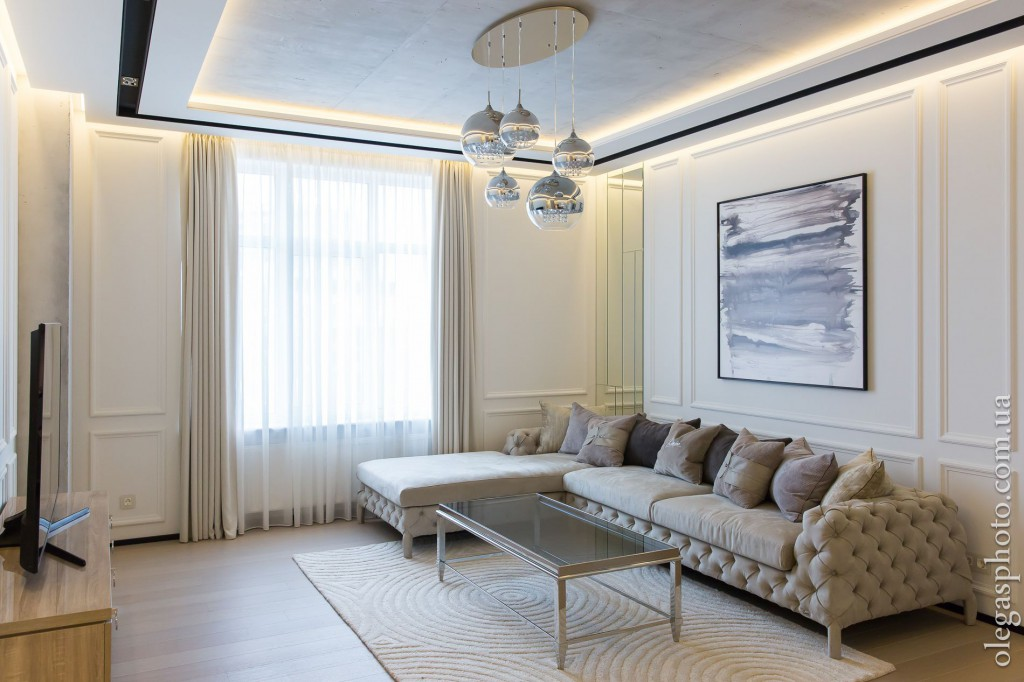 interior photography of an apartment