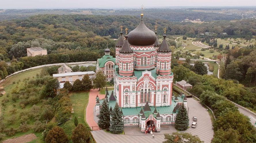 Свято-Пантелеймоновский женский монастырь (пустынь «Феофания»)