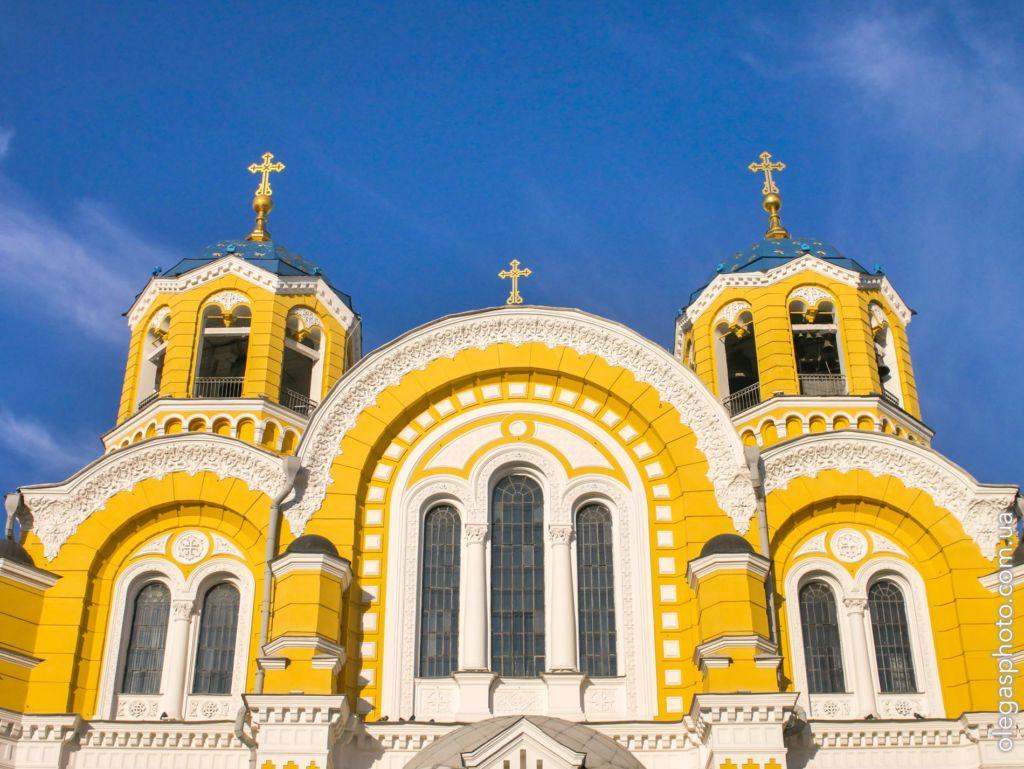 владимирский собор фото снаружи