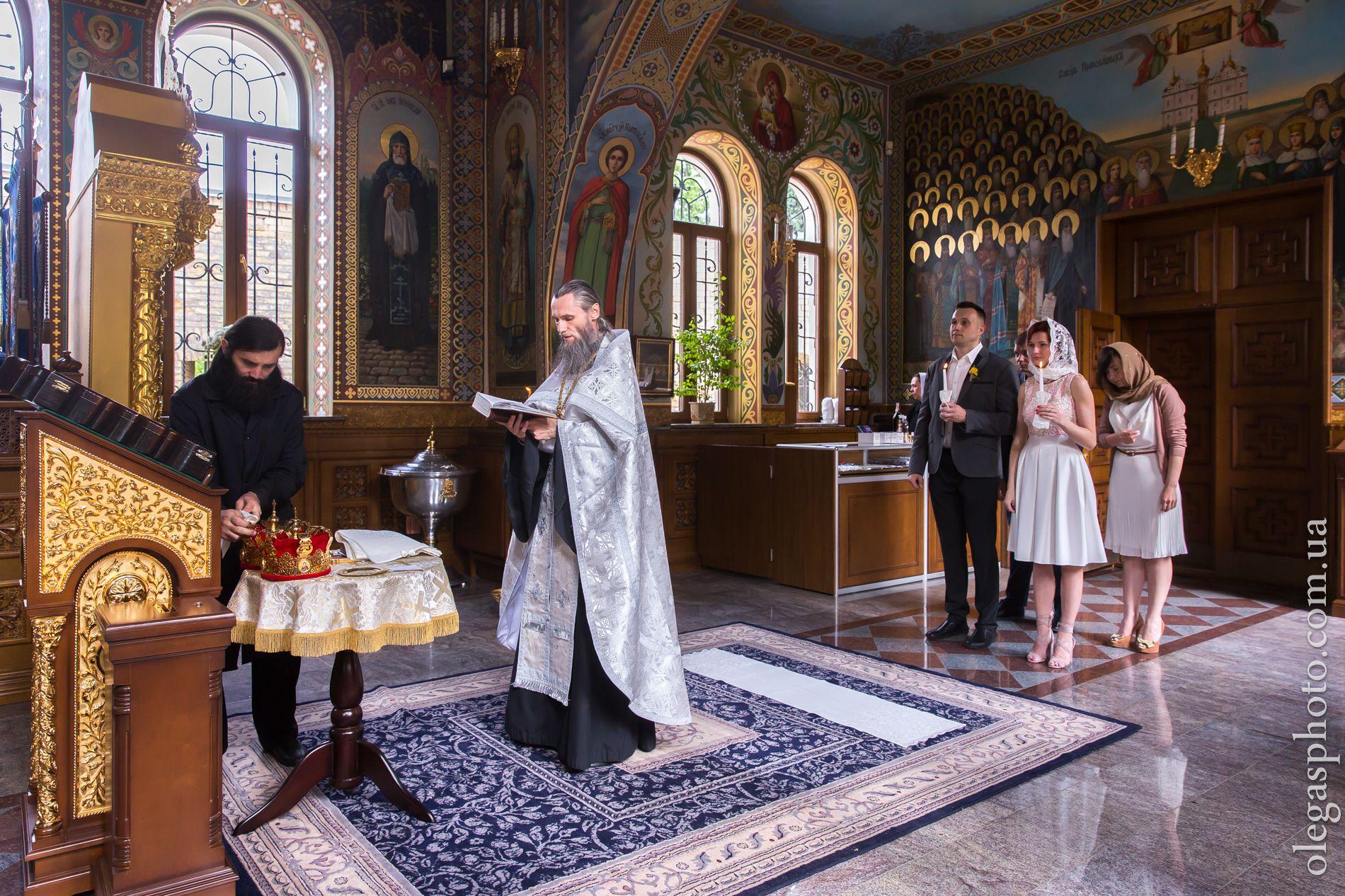 фото венчания киев