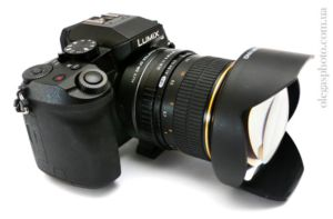 Viltrox EF-M2 + panasonic g7 + samyang 14mm f2.8