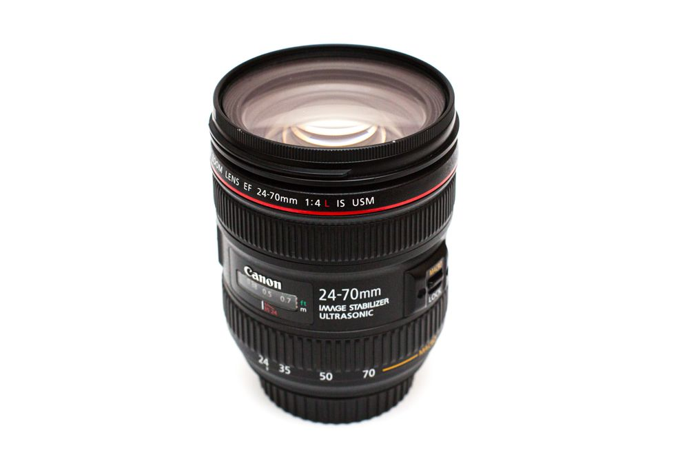 canon 24-70 f4L IS обзор