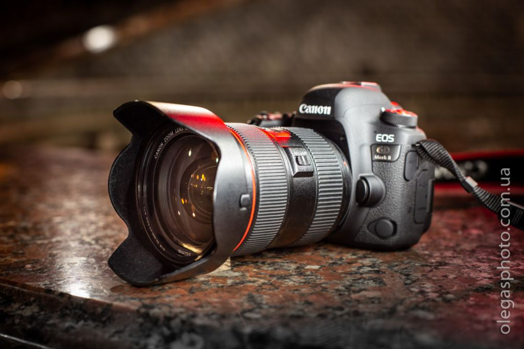 canon 6d mark ii фото