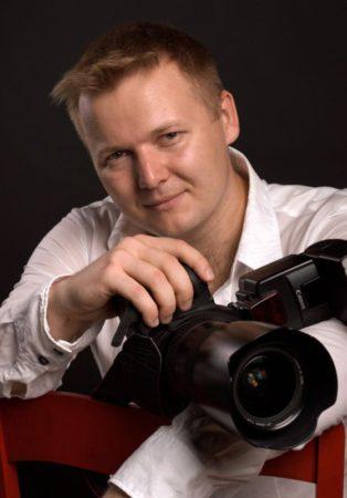 professional photographer in Kiev - Oleg Ivanovich