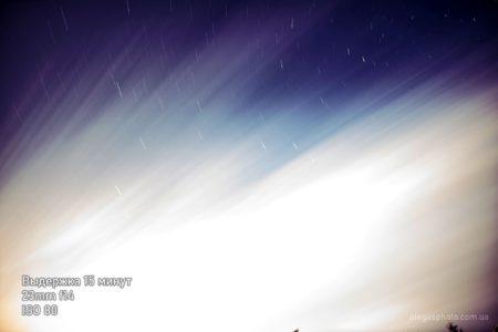 выдержка 15 минут в астрофотографии