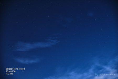 астрофотография на Viltrox 23mm f1.4