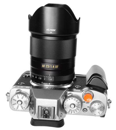 fujifilm x-t3+viltrox 23mm f1.4