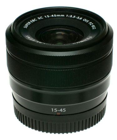 fujinon xc 15-45mm f3.5-5.6