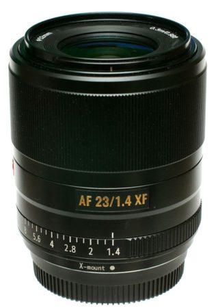 viltrox 23mm f1.4