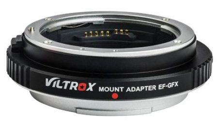 переходник Viltrox EF-GFX