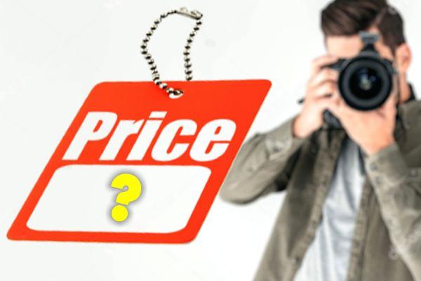 сколько стоит фотограф в киеве