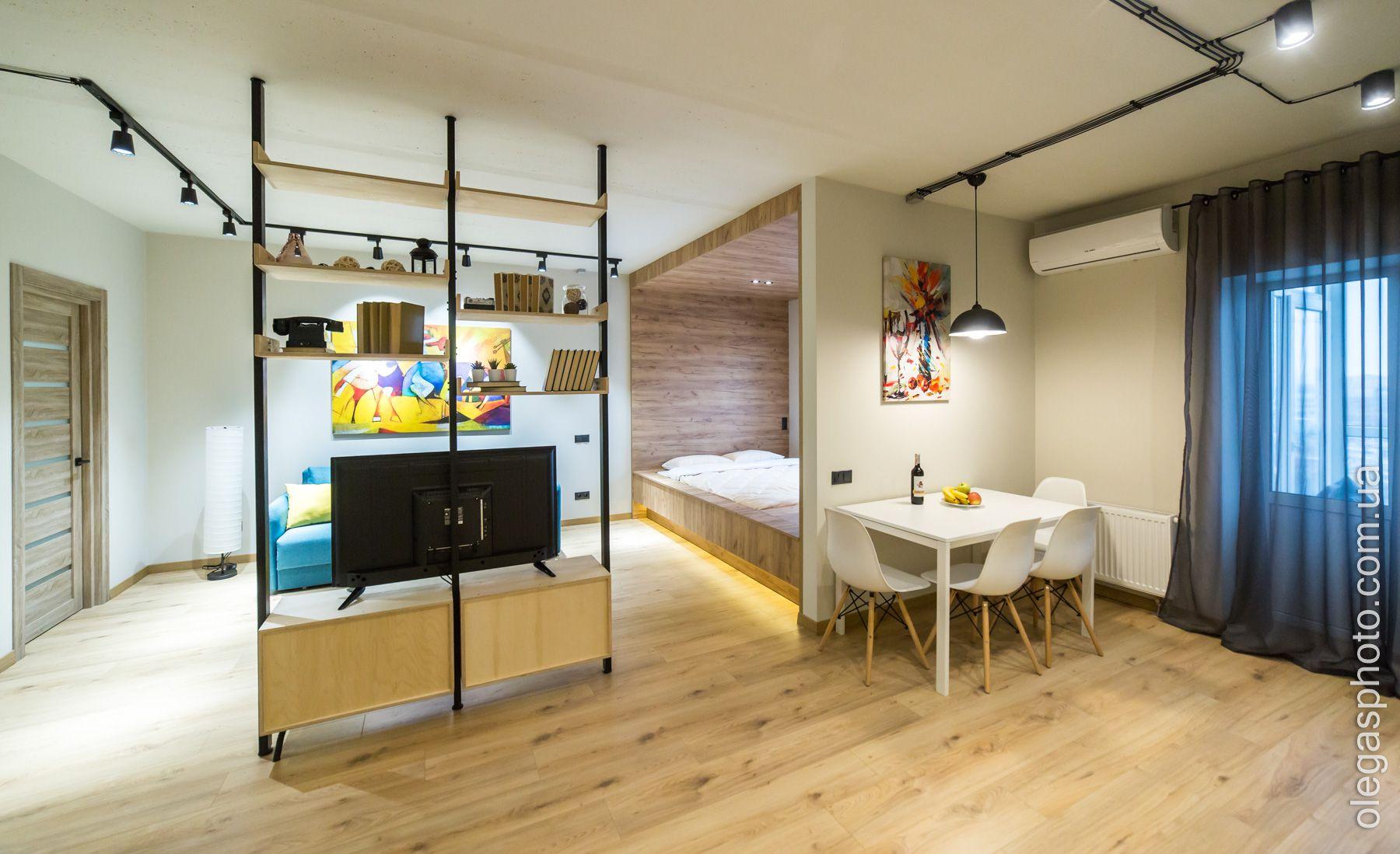 apartment studio photo interior
