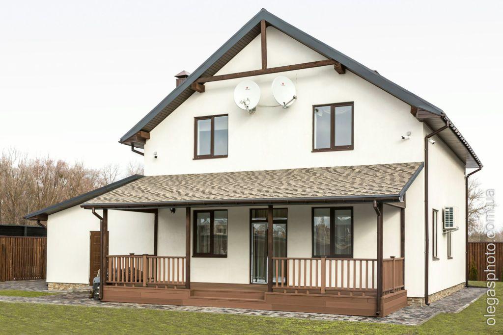 фото загородного дома на продажу