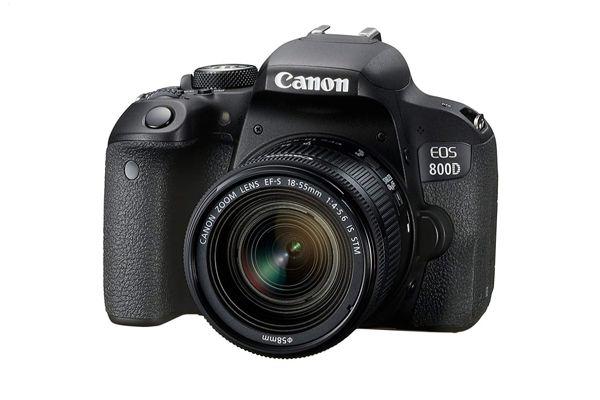 canon 800d фото