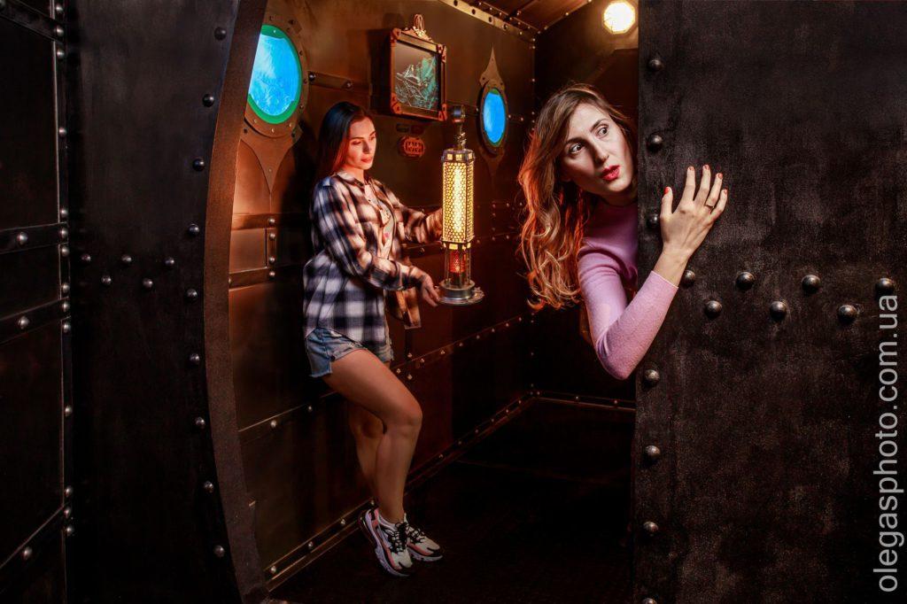photo for the escape room