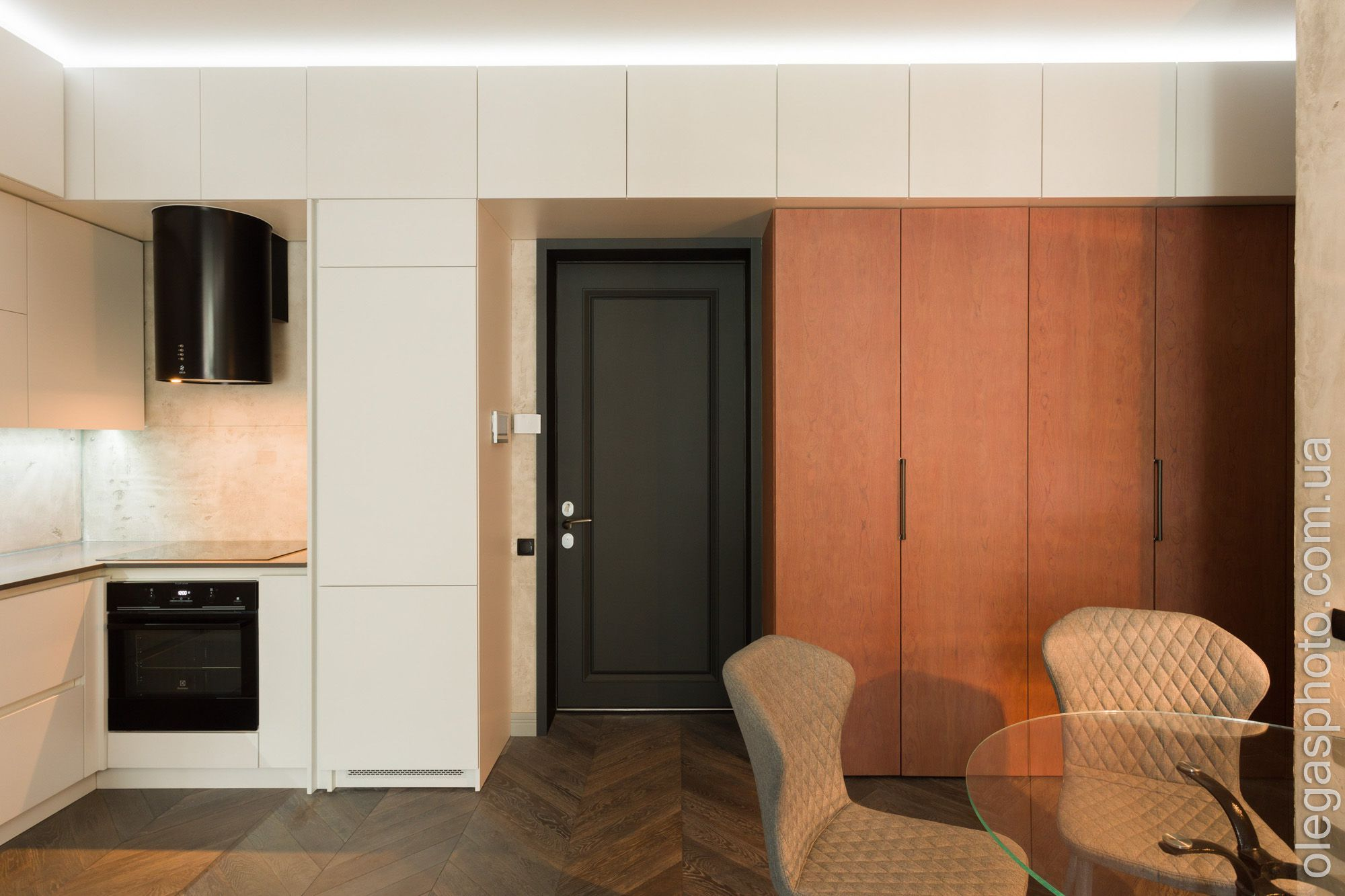 interior photography of an apartment in kiev