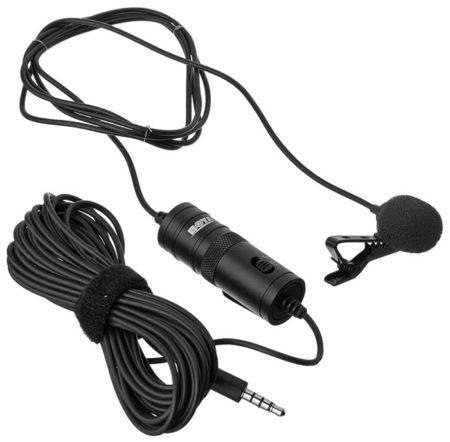 микрофон boya-by-m1