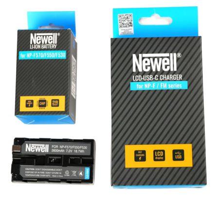 newell np f 550