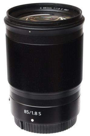 Nikon NIKKOR Z 85mm f / 1.8 S