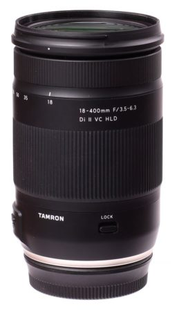 Tamron 18-400mm f3.5-6.3 Di II VC HLD Lens for Canon EF
