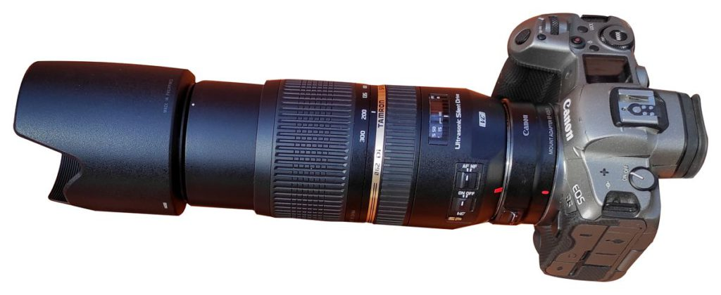 Tamron DI SP 70-300mm F4.5-6.3 VC USD II