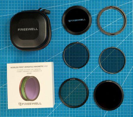 freewell varind magnetic filter set
