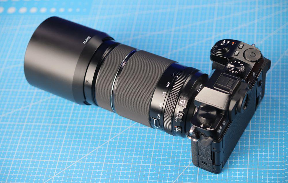 Fujinon XF 70-300mm F/4-5.6 R LM OIS WR
