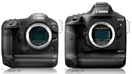 Canon-EOS-R3-vs-1D-X-Mark-III